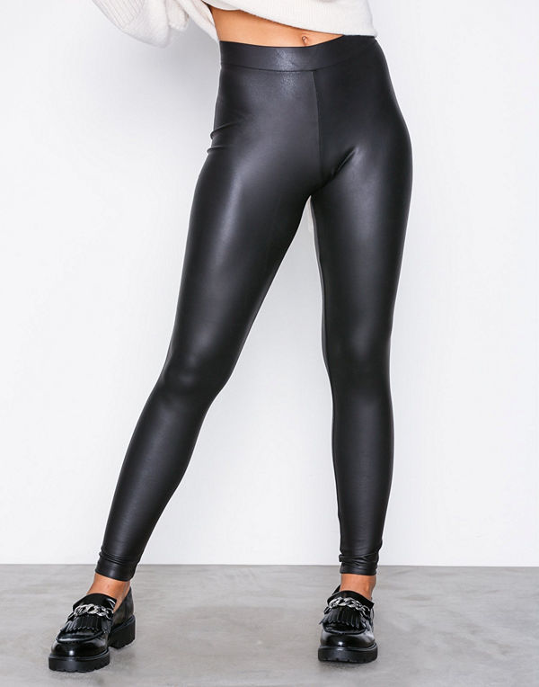 Only onlRUBY Pu Legging Noos Jrs