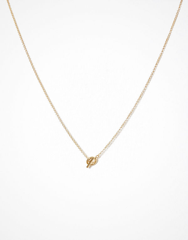 SOPHIE By SOPHIE halsband Circlebar Necklace
