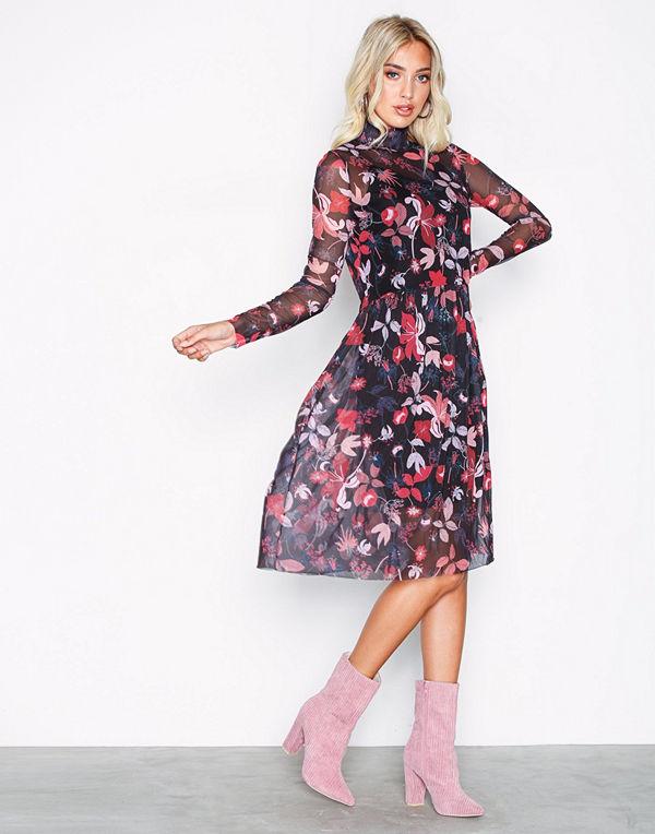 Pieces Pctoby Ls Long Dress