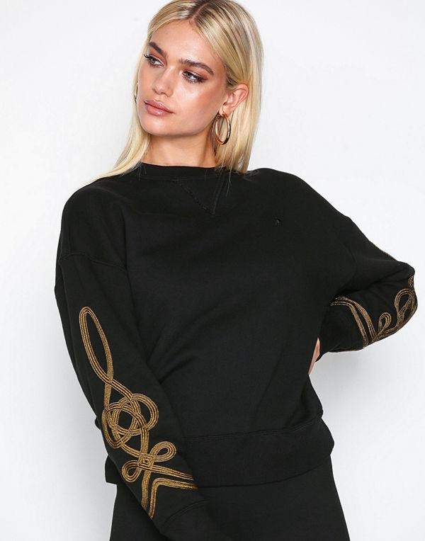 Polo Ralph Lauren Ls Cn W Sout-Long Sleeve-Knit