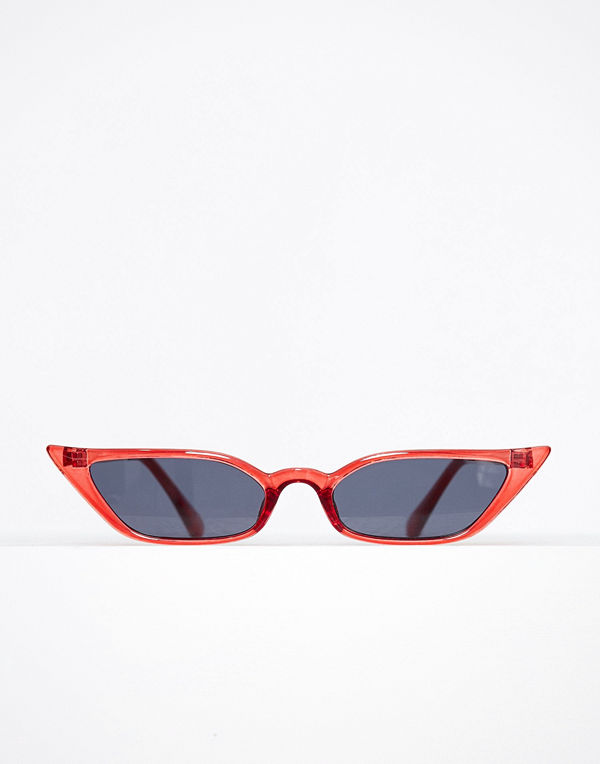River Island Super Slim Vison Sunglasses