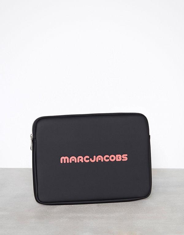 Marc Jacobs svart datorväska 13'' Computer Case Black