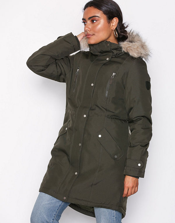 Vero Moda Vmtrack Expedition AW18 3/4 Parka