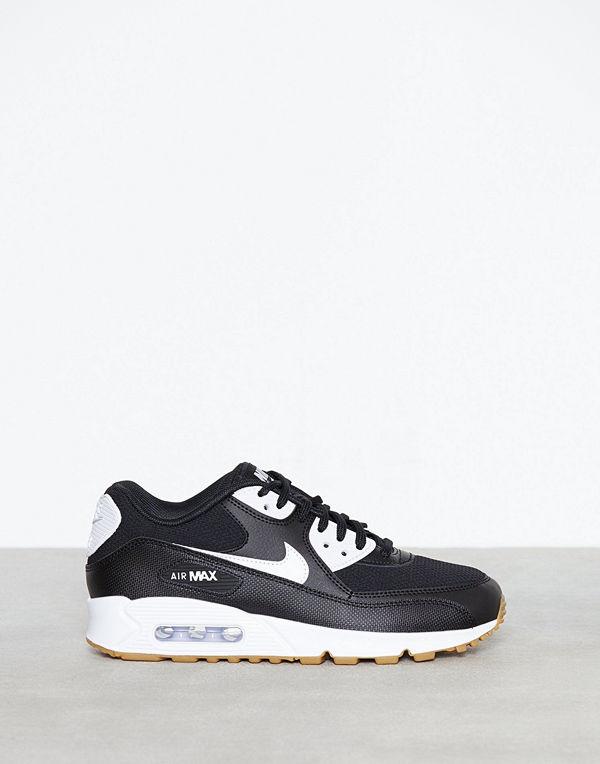 online store 5eced f0a3a Nike Air Max 90 Woman Svart Vit