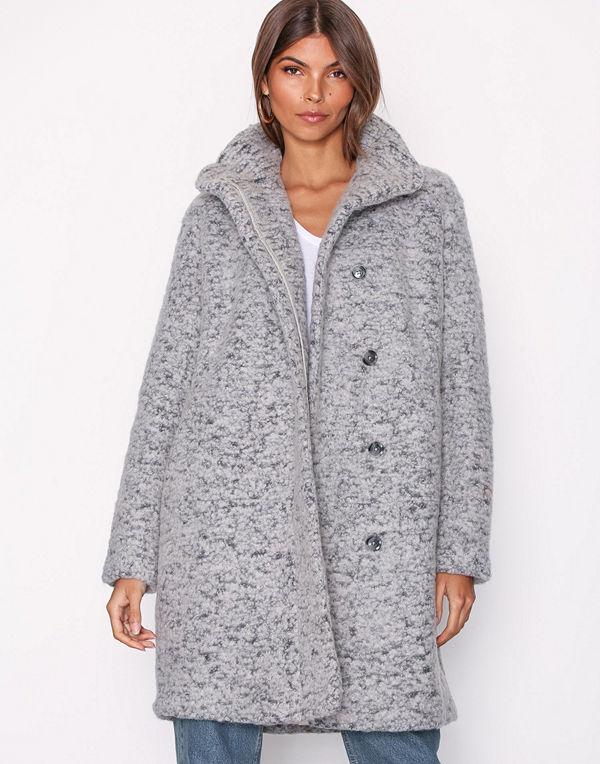 Samsøe & Samsøe Hoff jacket 6182 Grey Melange