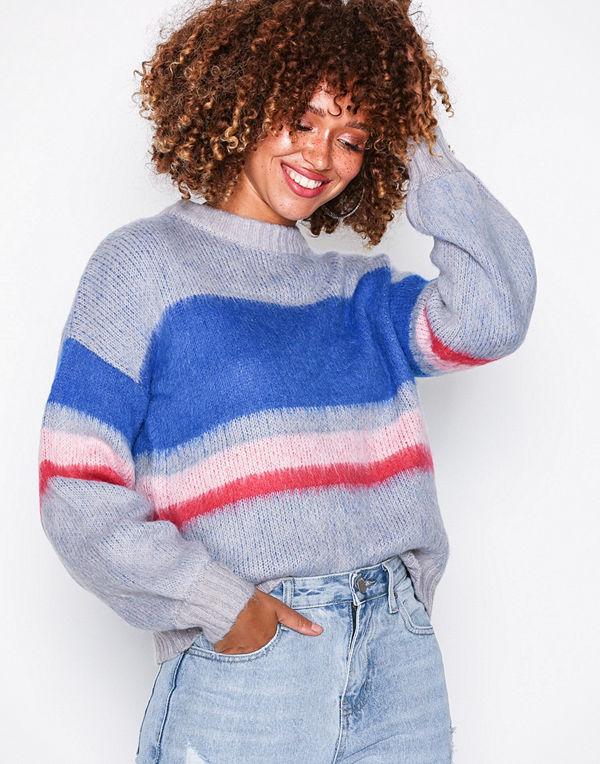 Pieces Pcfia Ls Wool Knit Dc