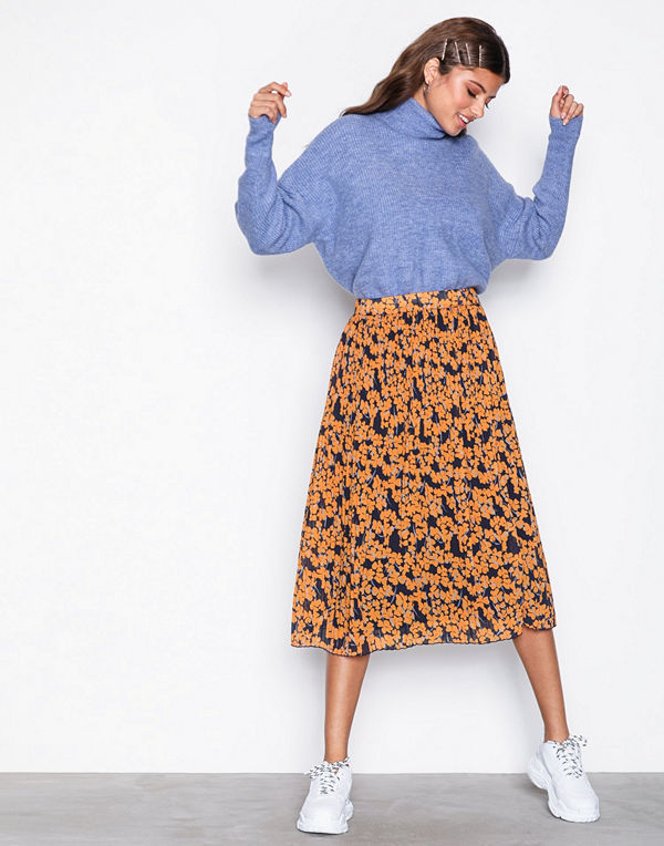 NORR Karina skirt Orange