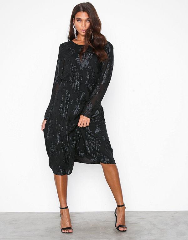 Vila Violiane L/S Midi Dress
