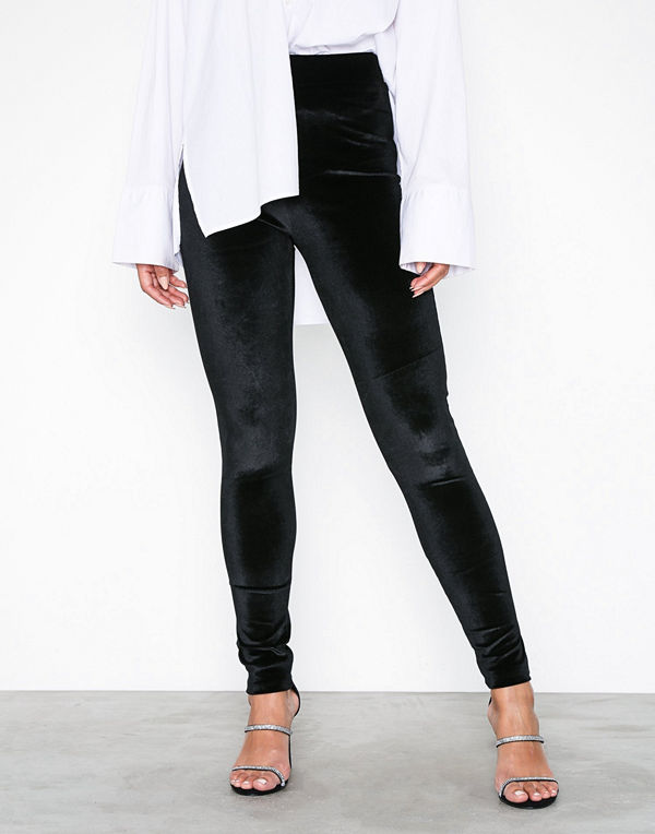 NLY Trend Velvet Leggings