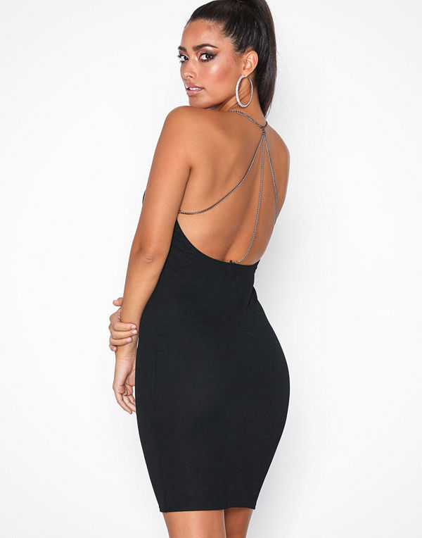 NLY One Chain Back Dress