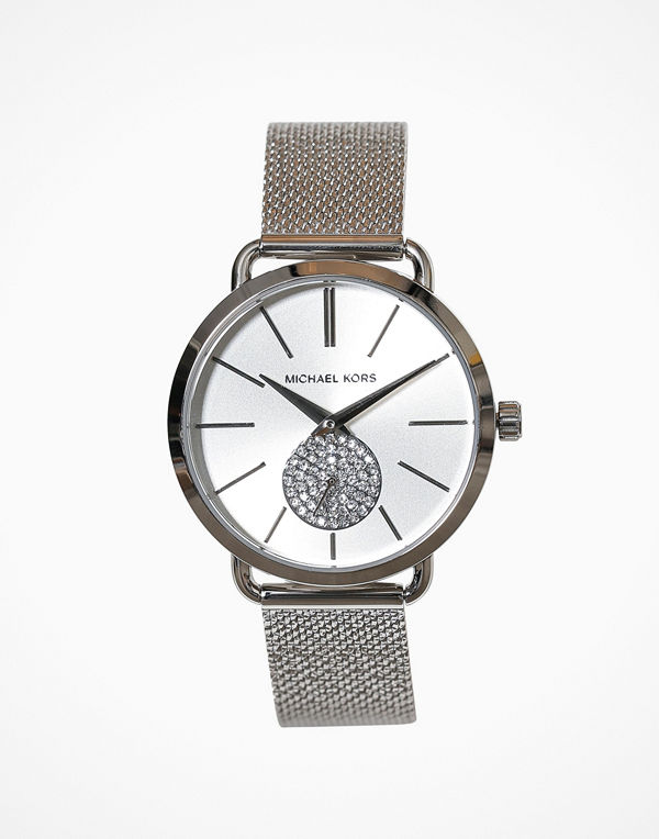 Michael Kors Watches Portia Silver