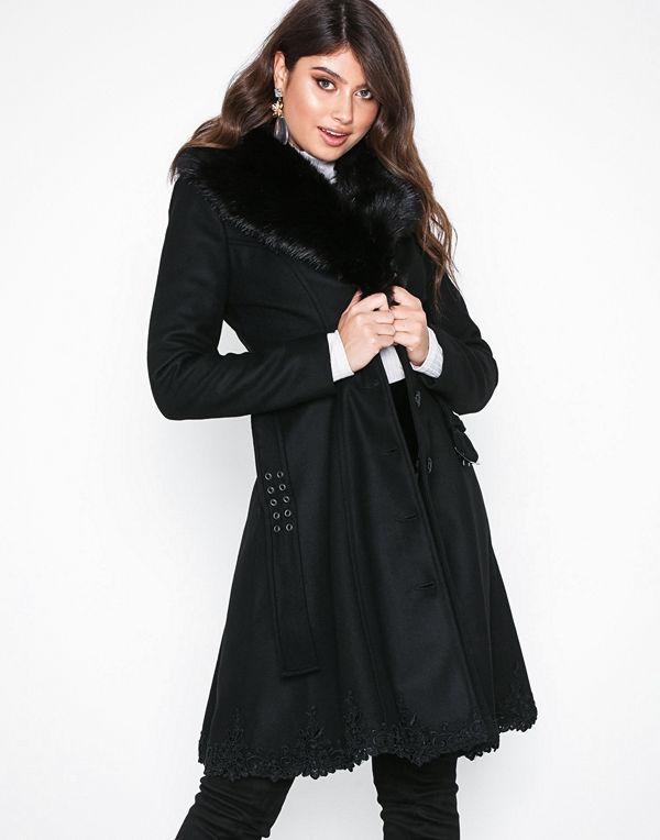 Ida Sjöstedt Nadine Coat