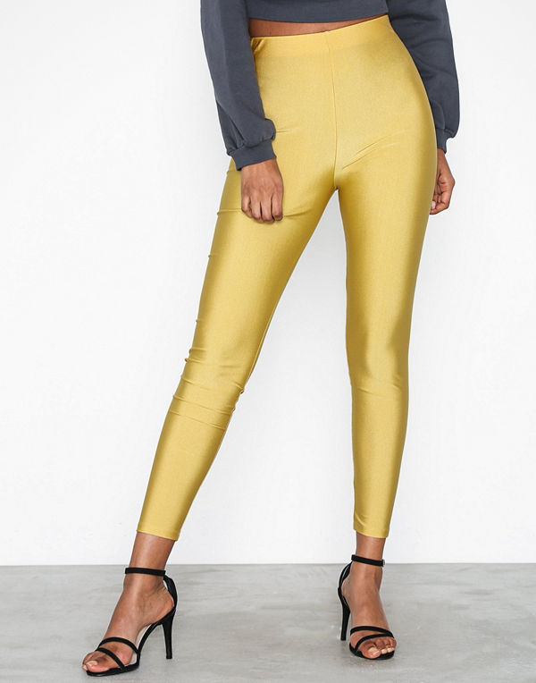 Ivyrevel Shiny Pants Gold