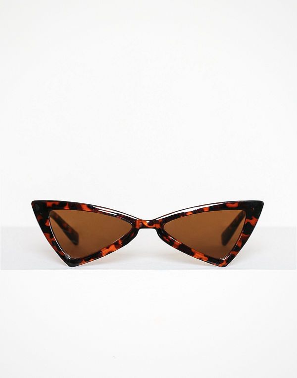 Missguided Angled Sunglasses