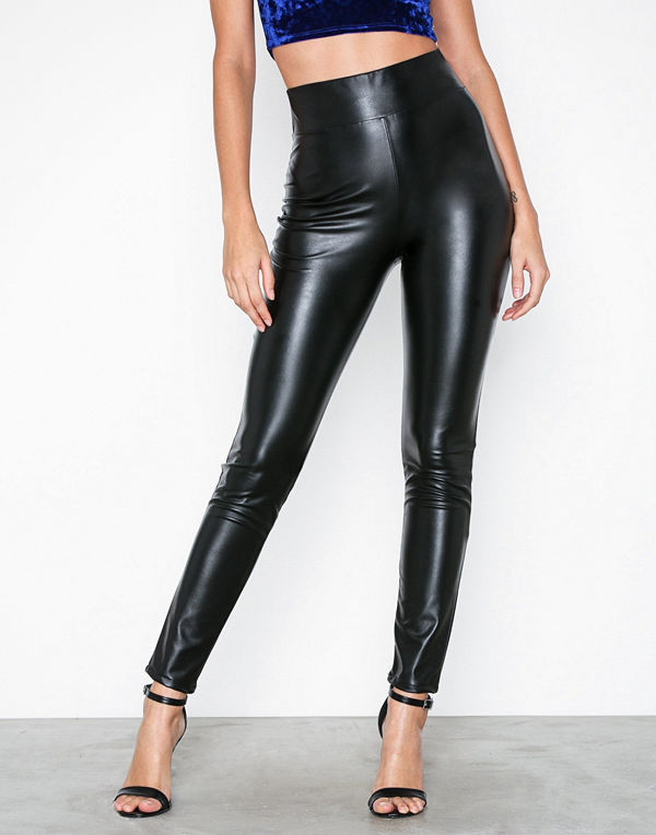 NLY One Leatherlook Pant