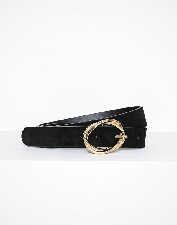 Pieces Pcdedra Suede Waist Belt