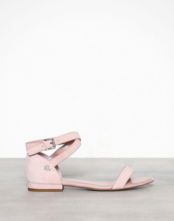 Lauren Ralph Lauren Davison Sandals Rosa