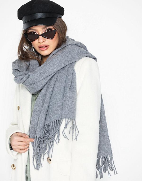 Vero Moda Vmana Wool Long Scarf Noos