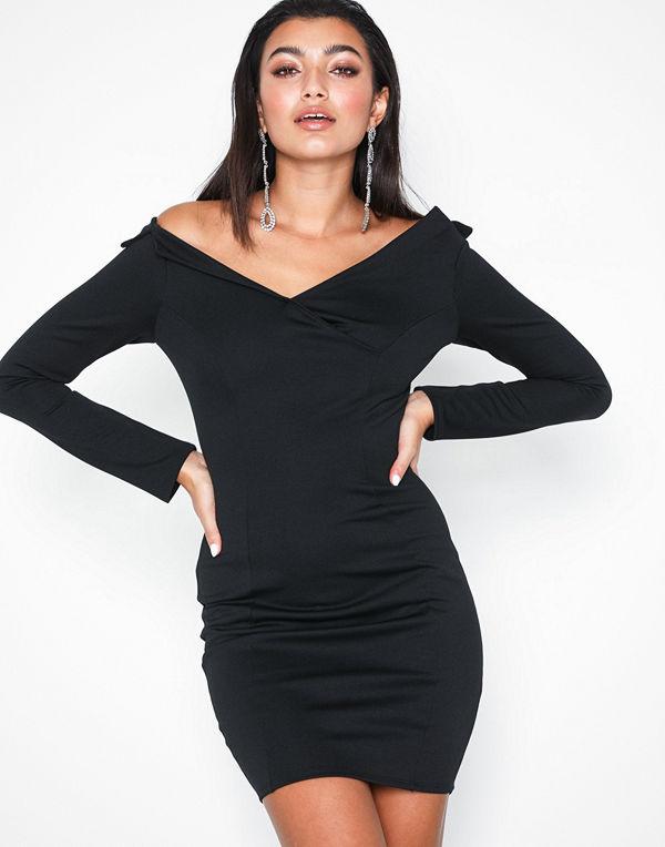 NLY One Off Shoulder Blazer Dress