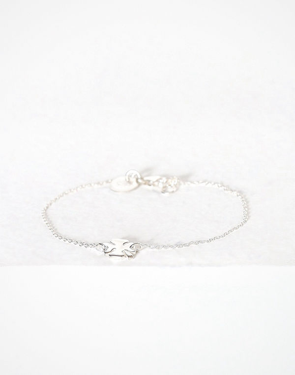 Syster P armband Bring Me Luck Bracelet Silver