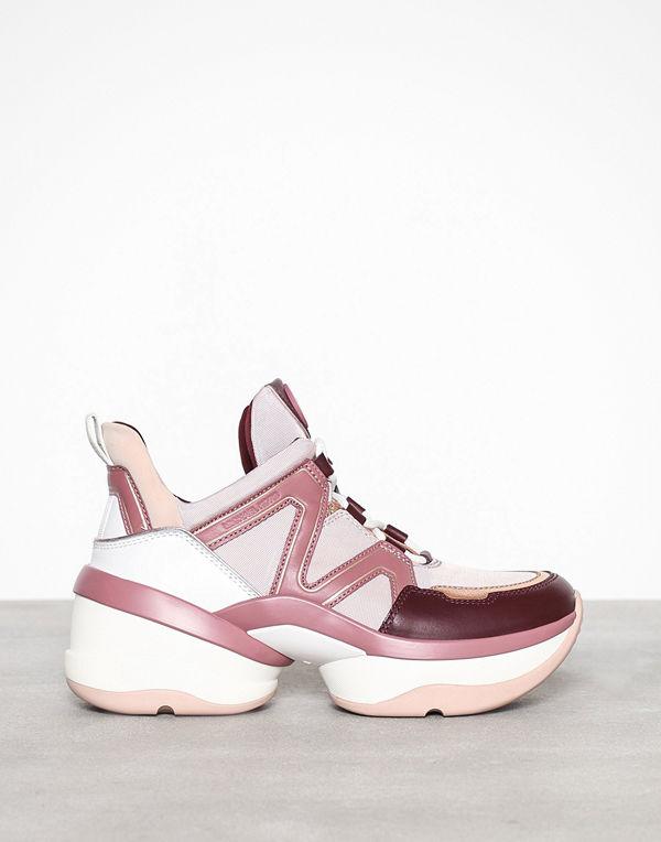 2a0820a4676 Mode för kvinnor Skor Sneakers & streetskor. MICHAEL Michael Kors Olympia  Trainer