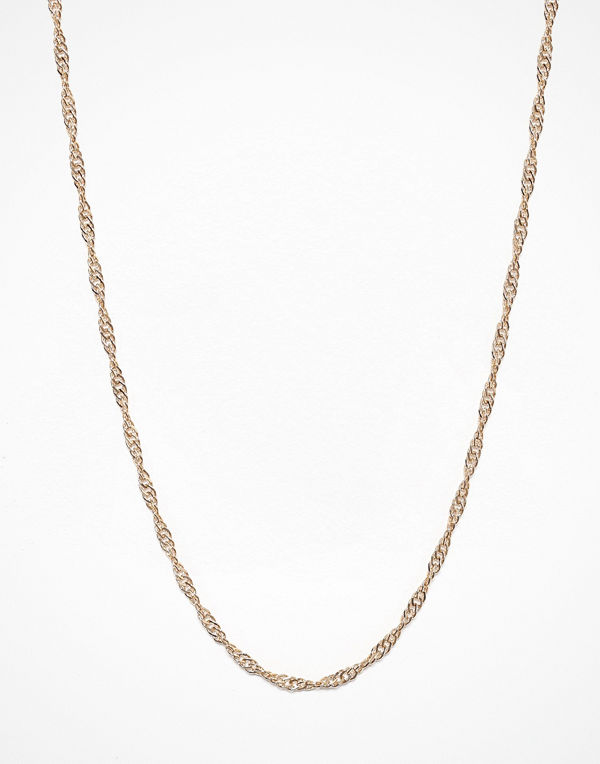 Freedom by Topshop halsband Twisted Chain