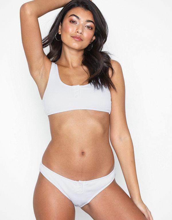 cfcfce30 NLY Beach Button Rib Panty - Bikini online - Modegallerian