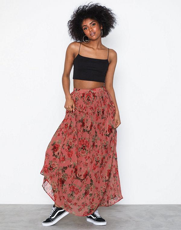 Vila Vimitty Maxi Skirt/Za