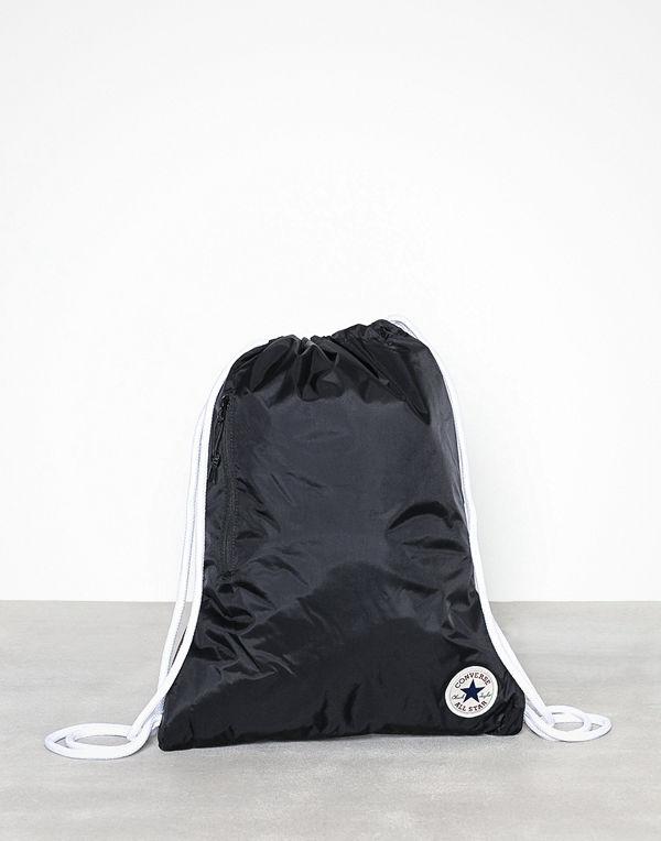 Converse svart ryggsäck Cinch