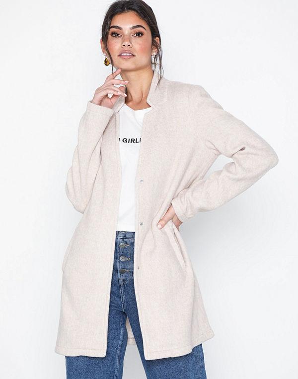 Vero Moda Vmrine Brushed 3/4 Jacket Boos