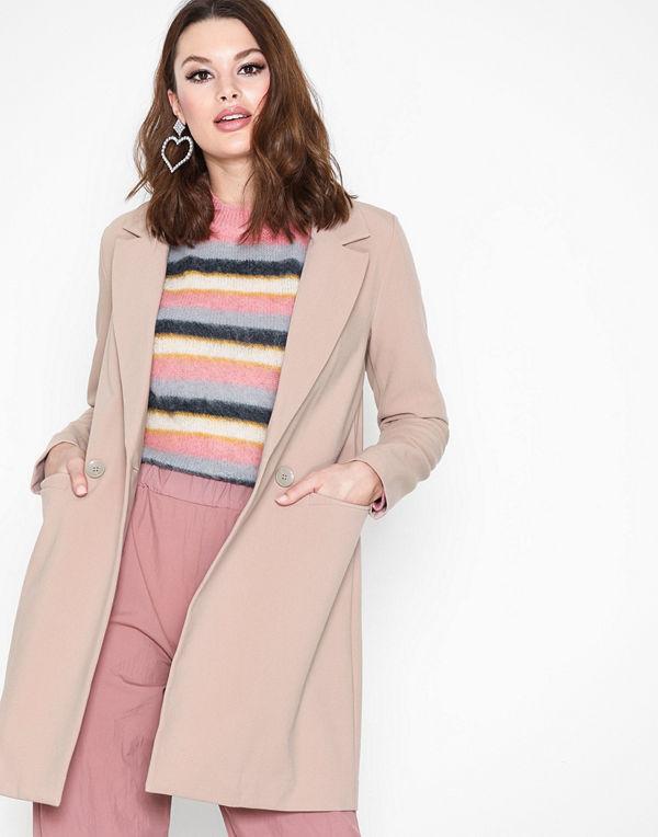 Only onlJESSICA Bonded Spring Coat Otw
