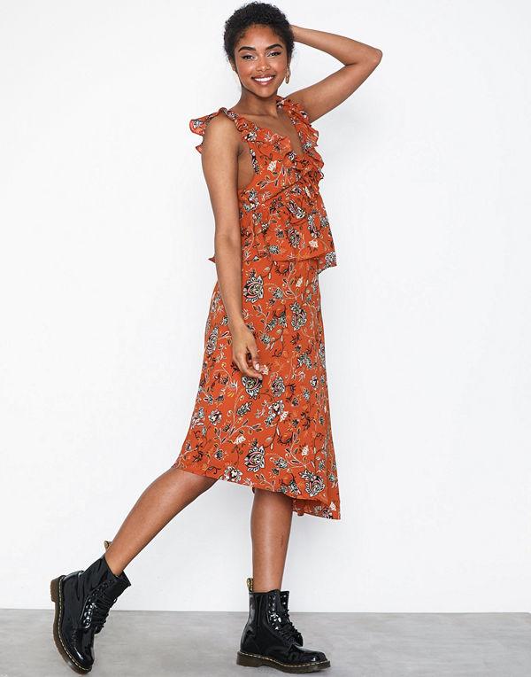 Glamorous Folk Floral Dress