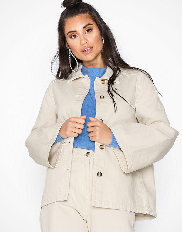 NORR Hannah denim jacket