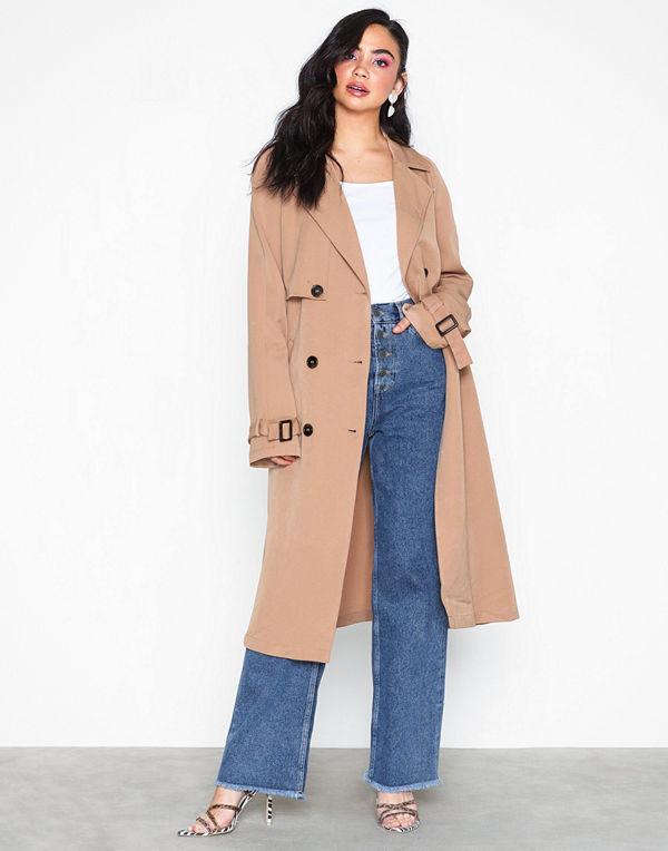 Vero Moda Vmdonna Export Long Jacket Boos Ki