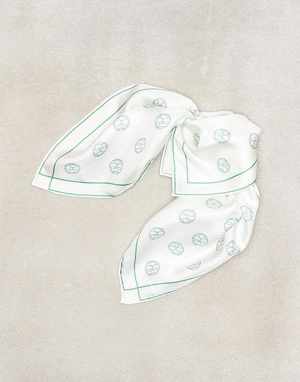 Dagmar Silk scarf