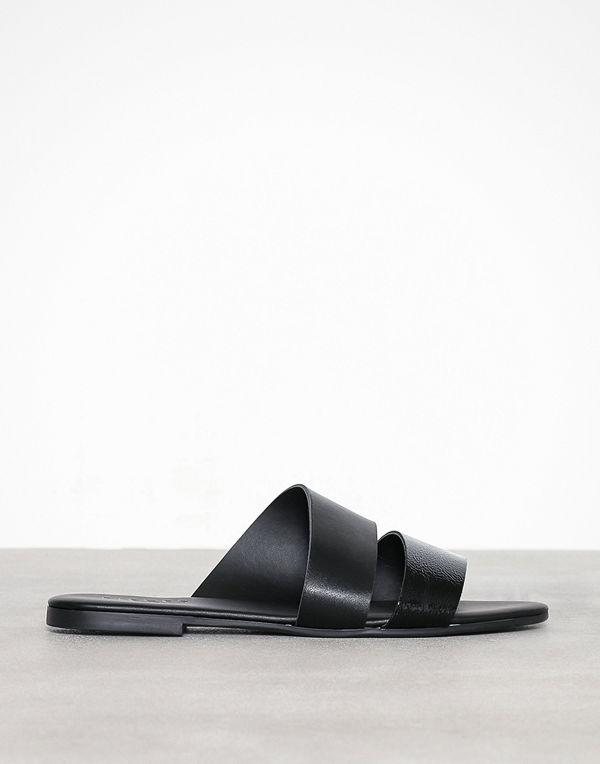 Pieces Pscandela Leather Sandal