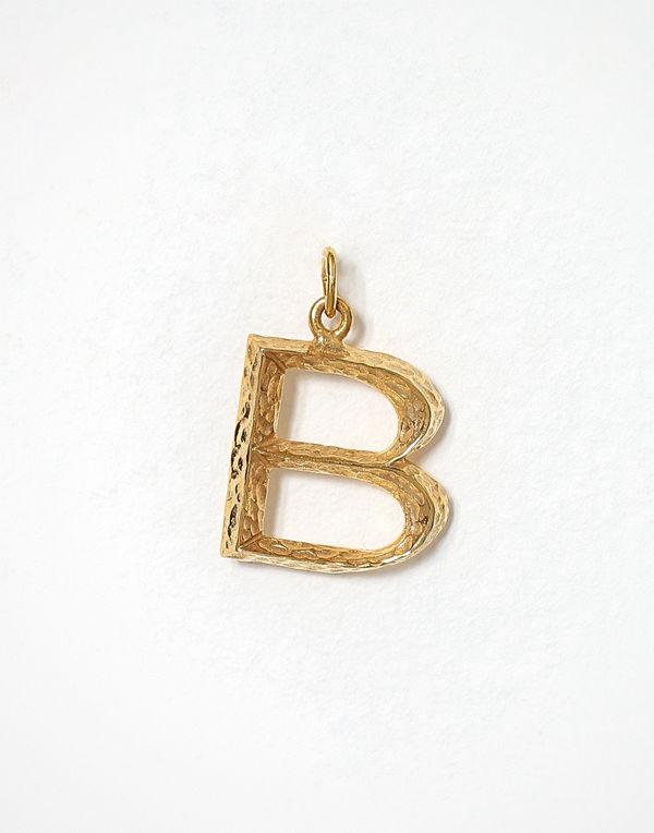Blue Billie smycke Prisma Letter Big B