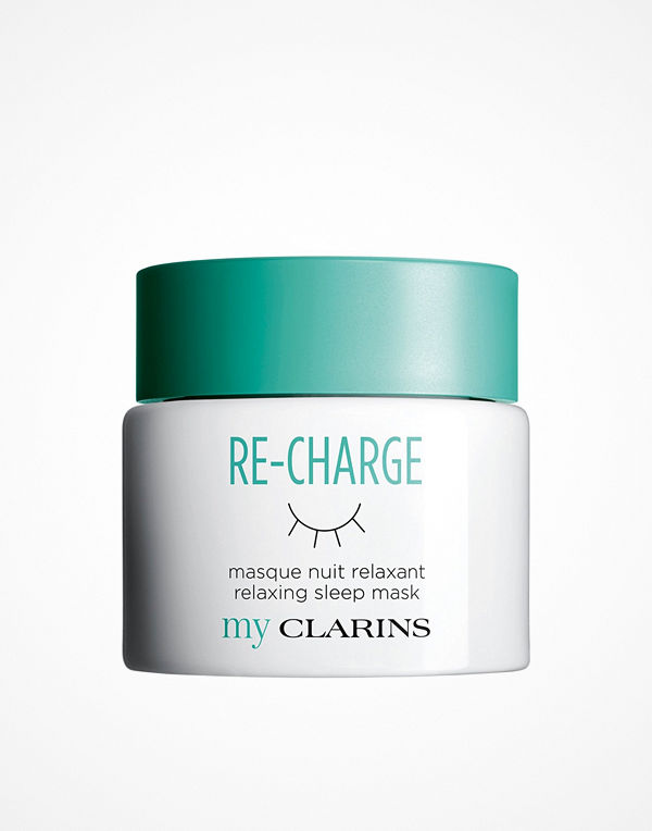 Clarins MyClarins Re-Charge Relaxing Sleep Mask 50ml