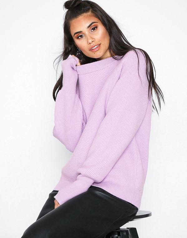 NORR Kameron knit top