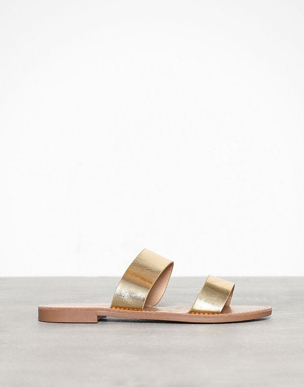 Only onlMANDALA Metallic Sandal