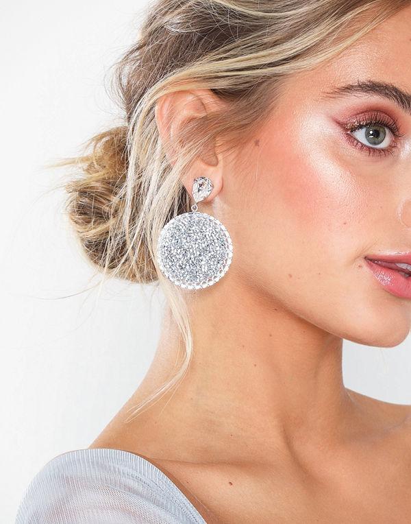 Caroline Svedbom örhängen Alexandra Crystal Rocks Calm