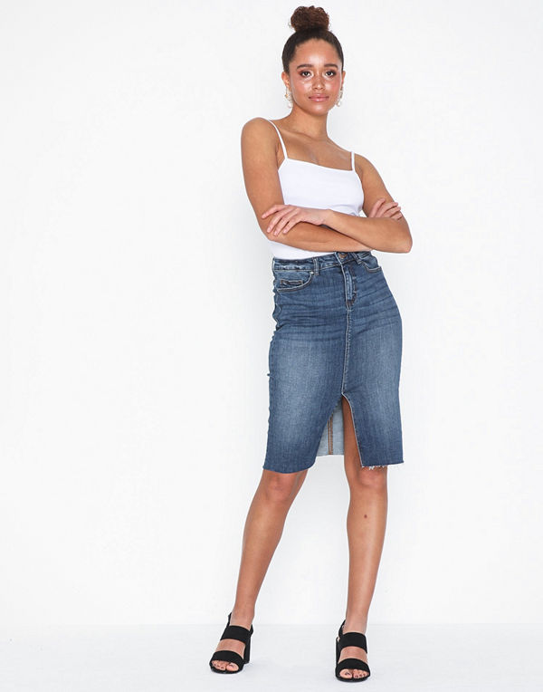 Vero Moda Vmjasmin Mr Slim Pencil Skirt