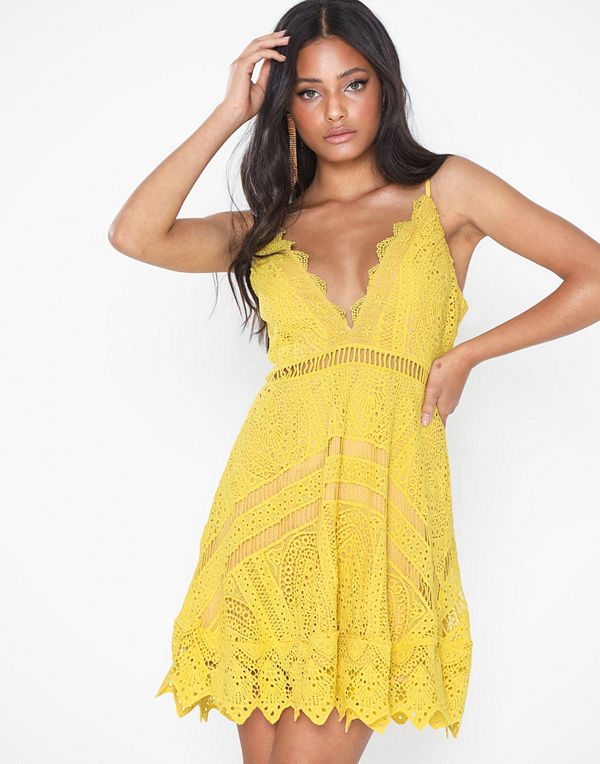 Love Triangle My Buttercup Dress