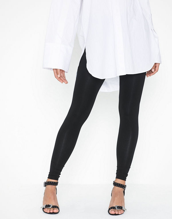 Topshop Elasticated Logo Leggings
