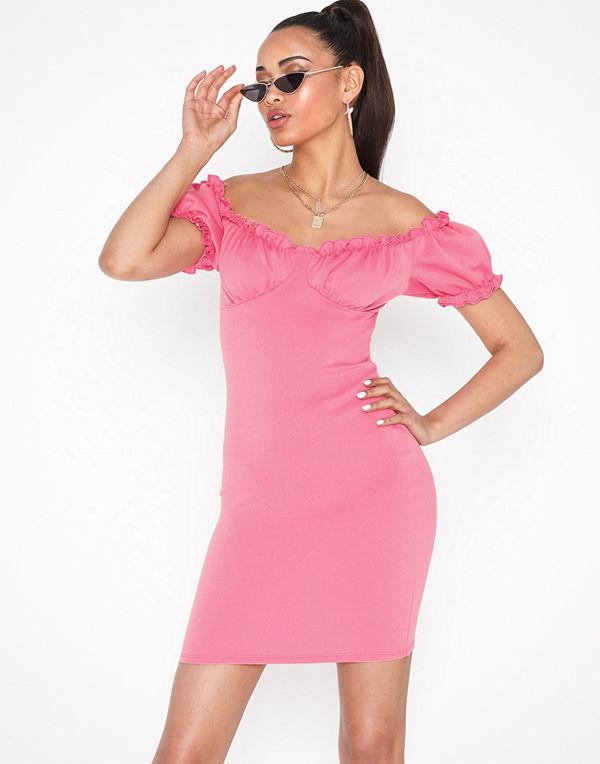 NLY One Bardot Frill Dress