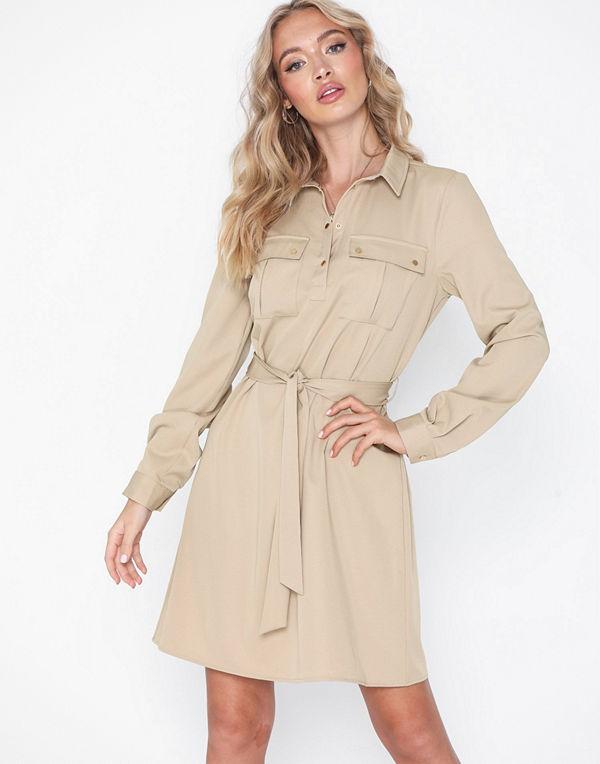 Vila Vitrooper L/S Dress