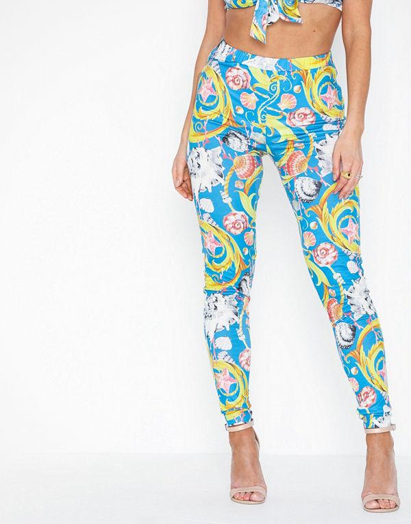 NLY Trend Scarf Print Leggings