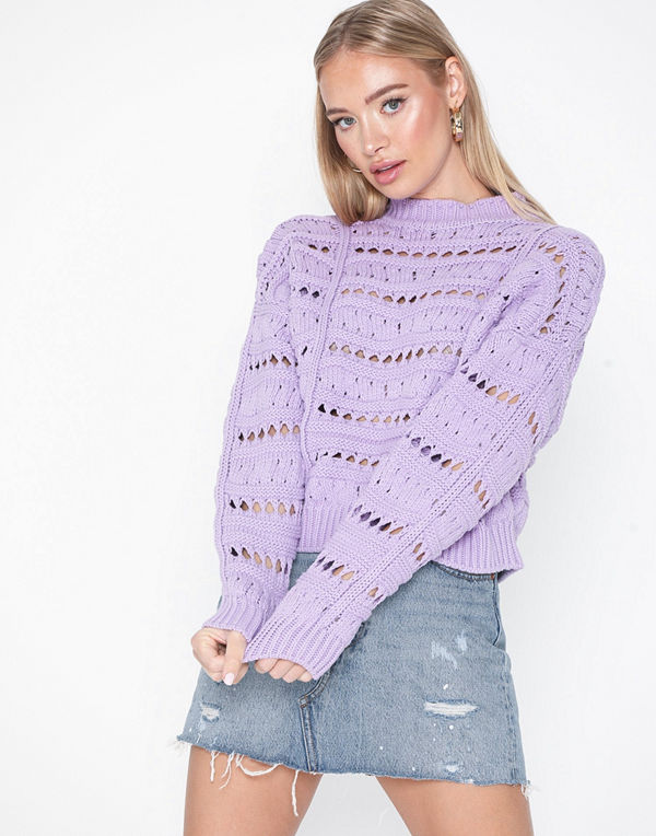 NORR Chase knit top
