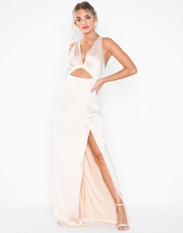 NLY Eve Cut Out Gown