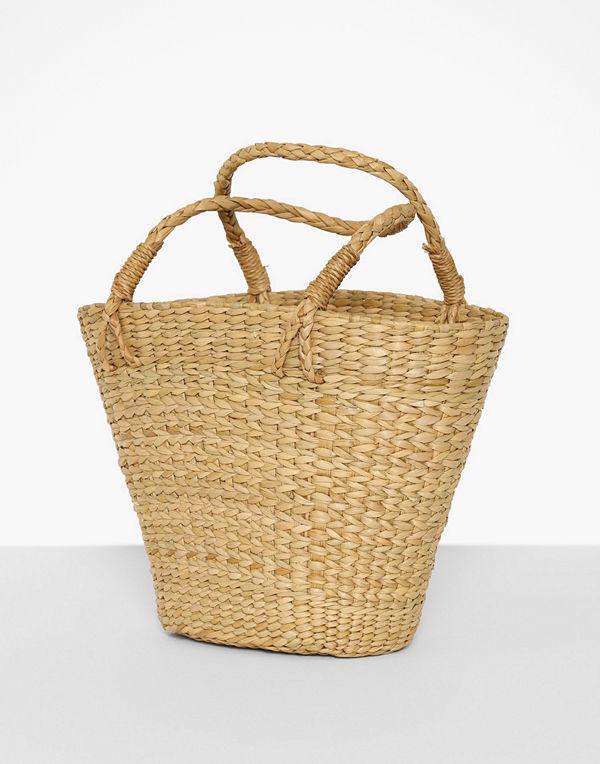 Only Onlsinghi Straw Beach Shopper